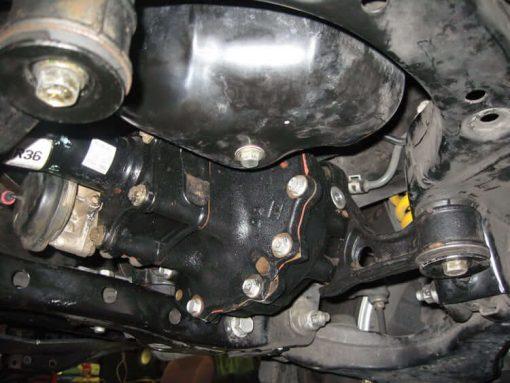 1st Gen Toyota Tacoma Front Diff Bracket Bushings (1995-2004)